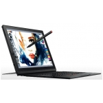 "Lenovo ThinkPad X1 G2 Tablet (Black) - Intel Core i7-7Y75 1.30GHz - 8GB RAM - 256GB SSD - Intel HD Graphics 615 - Win 10 Pro - 12.0"" 2160x1440 Touch + Pen"